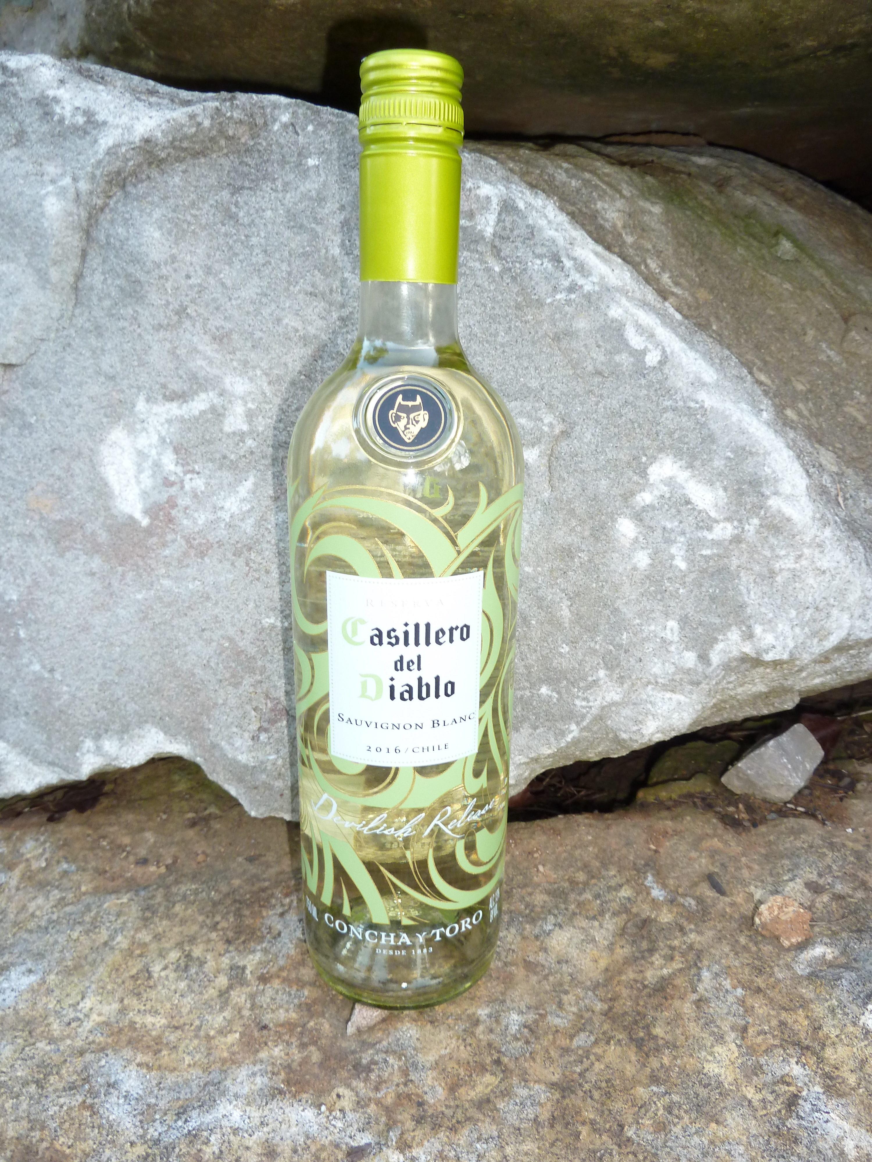 Casillero del Diablo Devilish Release Sauvignon Blanc